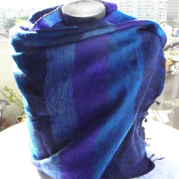 0e751c647c10 Châle en laine de Yack CLY0D – Namaste-Boutique