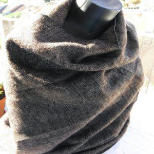 Châle en laine de Yack CLY0E