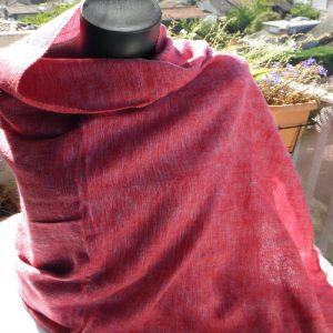 Châle en laine de Yack CLY0G