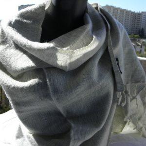 Châle en laine de Yack CLY0B