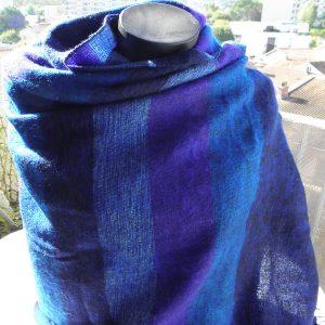 Châle en laine de Yack CLY0D