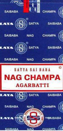 Encens Nag Champa 10 g