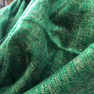 Châle en laine de yak B18