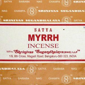 Encens myrrh 15g