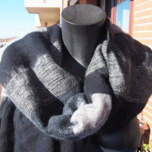 Châle en laine de yak C3