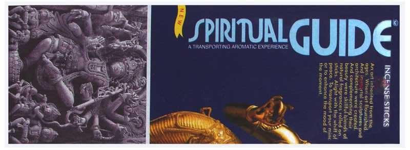 Encens spiritual guide 10g
